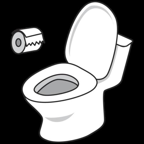 洋式トイレ イラスト