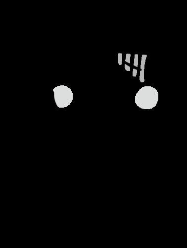 ロタウイルス イラスト 白黒