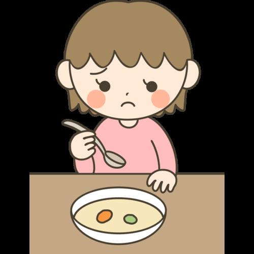 食事 好き嫌い 子供 イラスト 無料 フリー
