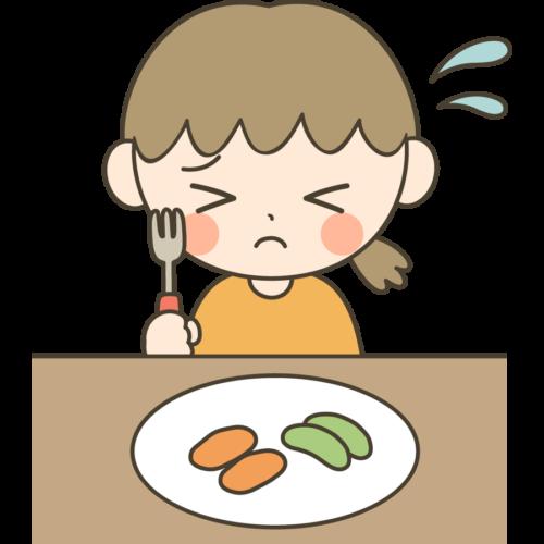 野菜 嫌い イラスト 子供 無料 フリー