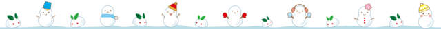 雪だるま ライン イラスト 無料 フリー