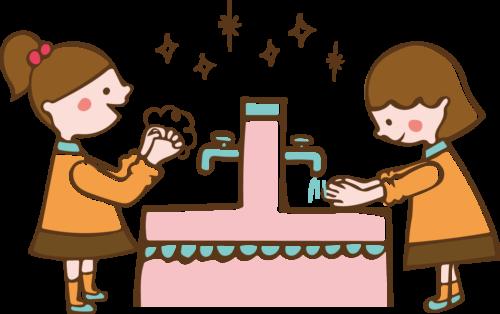 手洗い イラスト 幼稚園 無料 フリー