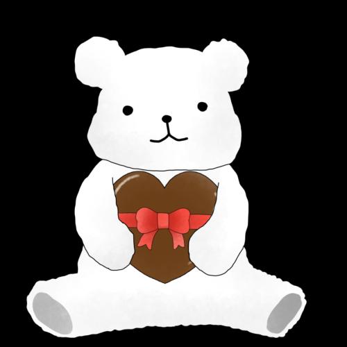 動物 チョコレート イラスト 無料 フリー