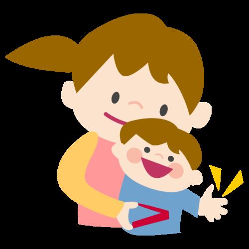 母親 爪切り イラスト 赤ちゃん 無料 フリー