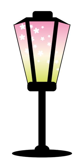 行燈 かわいい イラスト フリー 無料