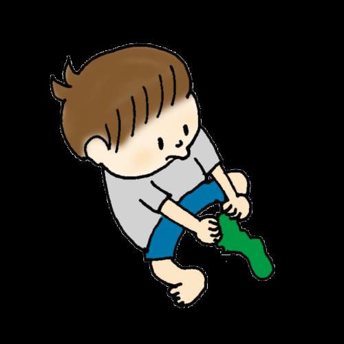 靴下 子供 履く かわいい イラスト フリー 無料