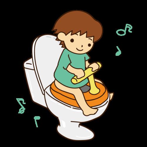トイレトレーニング 男の子 子供 かわいい イラスト フリー 無料