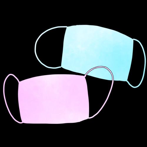 布 マスク 可愛い かわいい イラスト フリー 無料