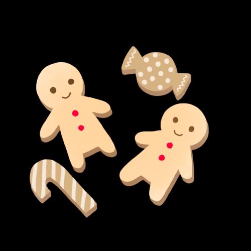 クッキー かわいい イラスト フリー 無料