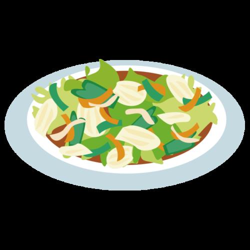 野菜 サラダ イラスト フリー 無料